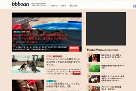 動画紹介ウェブサイト 制作