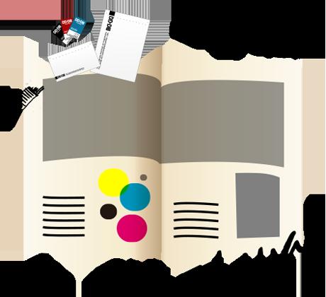 広告の企画制作・印刷
